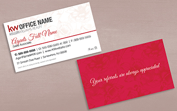Custom Business Cards KW Print
